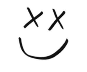 louis tomlinson applies for trademark of x eyed smiley face symbol