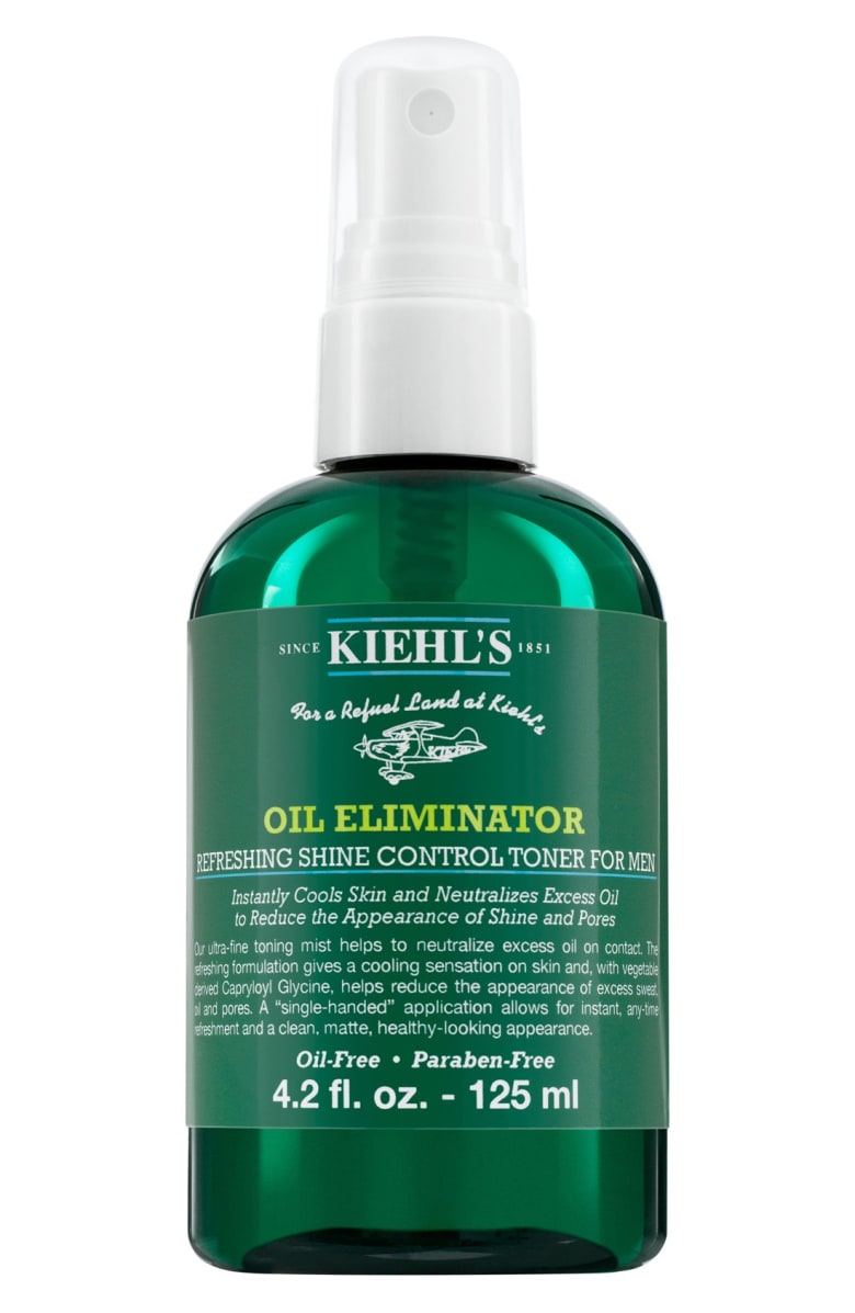 Kiehl's Oil Eliminating Toner Spray  ($18)