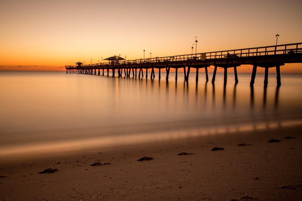 Ft. Lauderdale Pier Sunrise