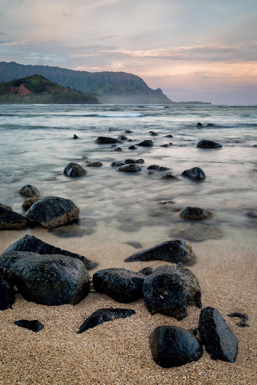 Kauai North Shore Sunrise