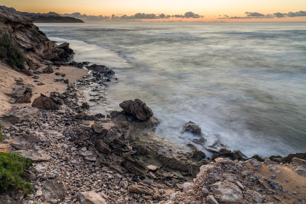 Sunrise at Shipwreck Beach, Kauai