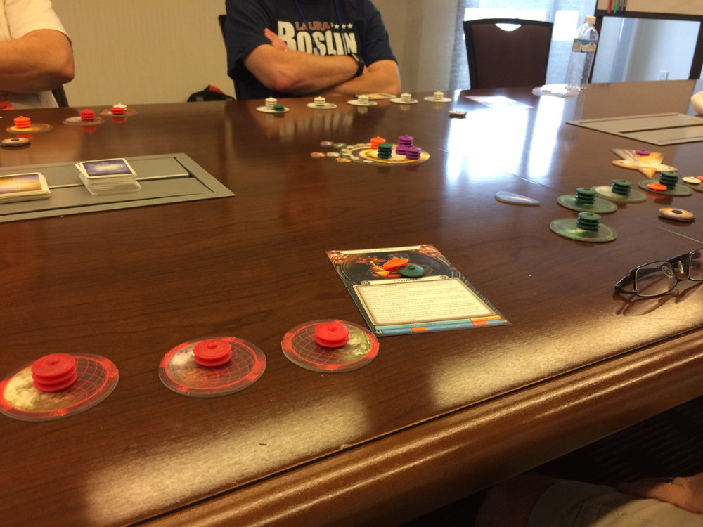 Cosmic Encounter: an annual favorite.