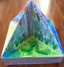 3D illustrated story written by Campers