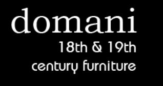 Queen Anne, Georgian, Regency, Victorian, 20th Century.......furniture, mirrors, objects and art.....Domani have fine examples from all periods.
