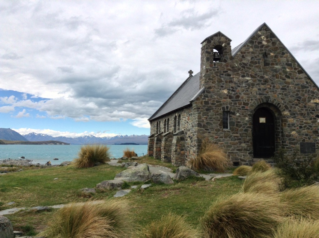 Lake Tekapo Church of the Good Shepherd, Middle Earth