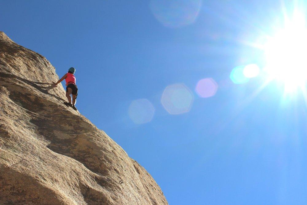Climbing in the sun - samantha-sophia.jpg