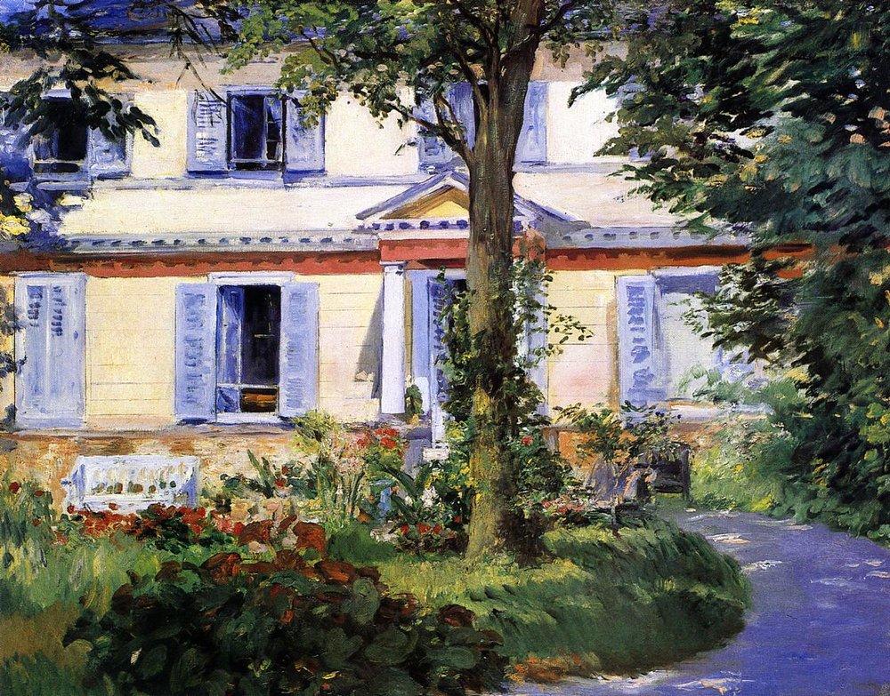 Edouard-Manet_-_the-house-at-rueil-1882.jpg