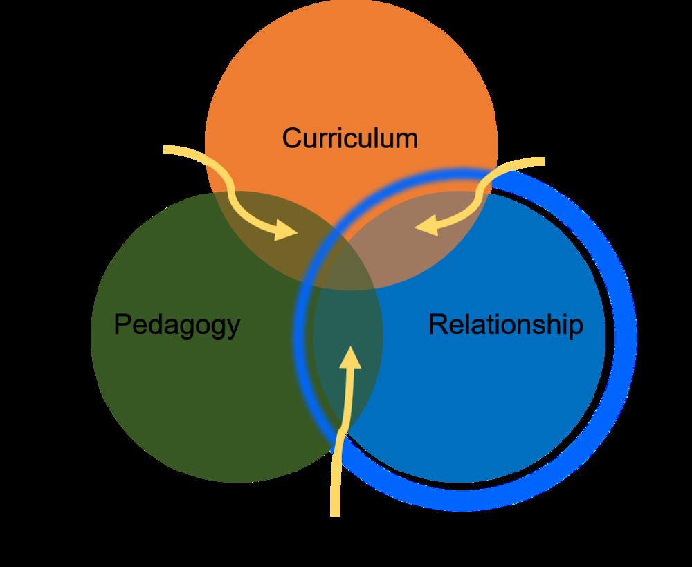 Curriculum-Pedagogy-Relationship venn diagram for Newsletter.png