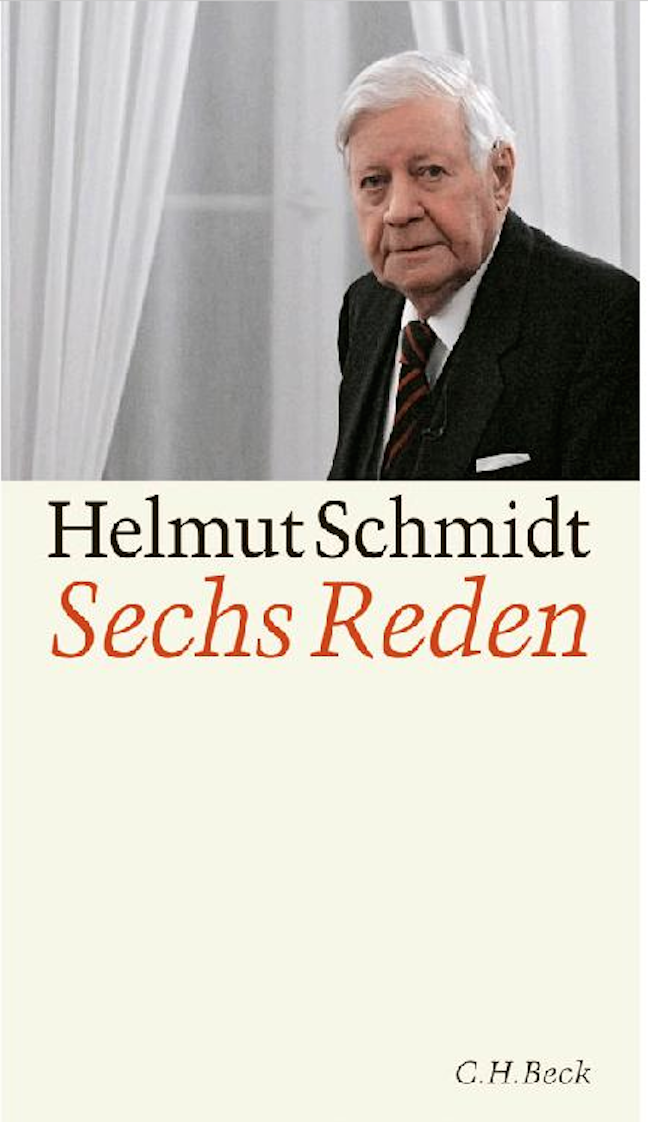 Buchcover Helmut Schmidt