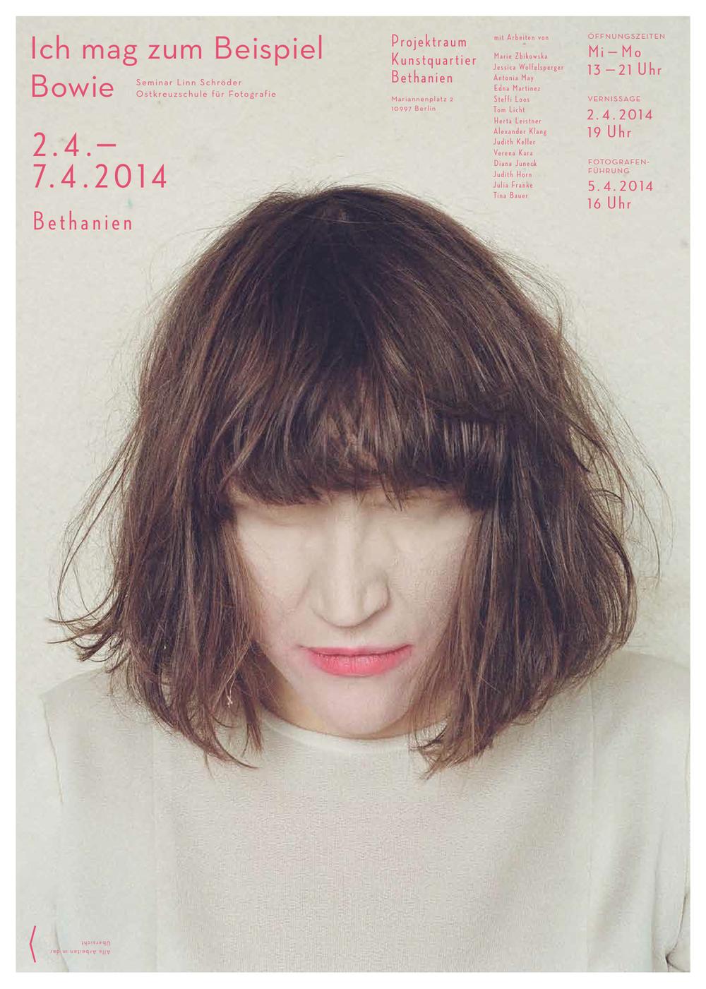 Plakatmotiv: Marie Zbikowska