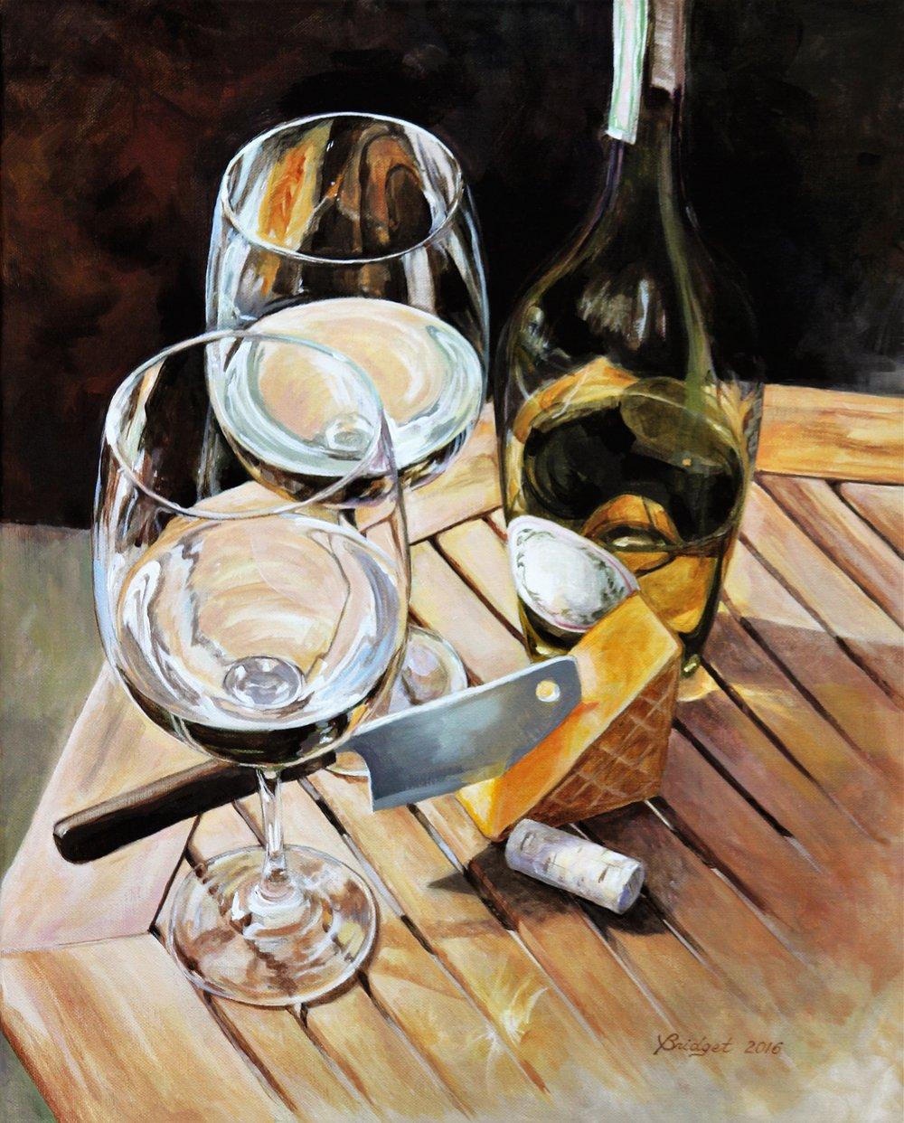 """""""Pardon My Chardonnay"""""""