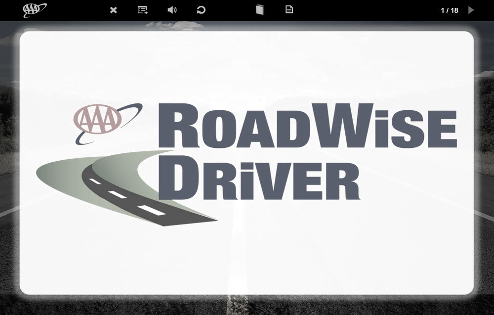 DRIVER EDUCATION: OLDER DRIVERS