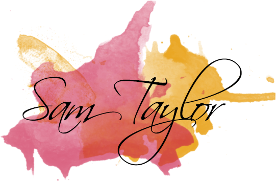 Alternate Logo option for Bysamtaylor.com