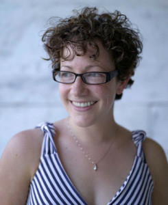 Nicole Perlman screenwriter