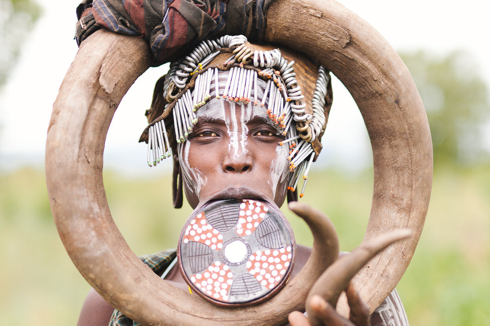 OMO VALLEY - One of the last tribal frontiers on earth, far beyond luxury camp comforts, with vanishing tribes that date back centuries each with their own micro-culture.