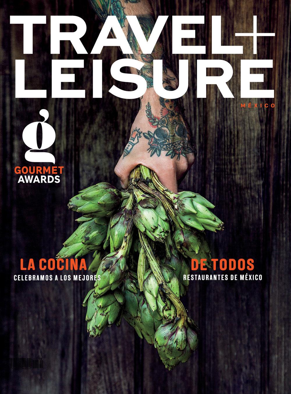 Travel + Leisure Mexico Magazine_November 2017_Cover.JPG