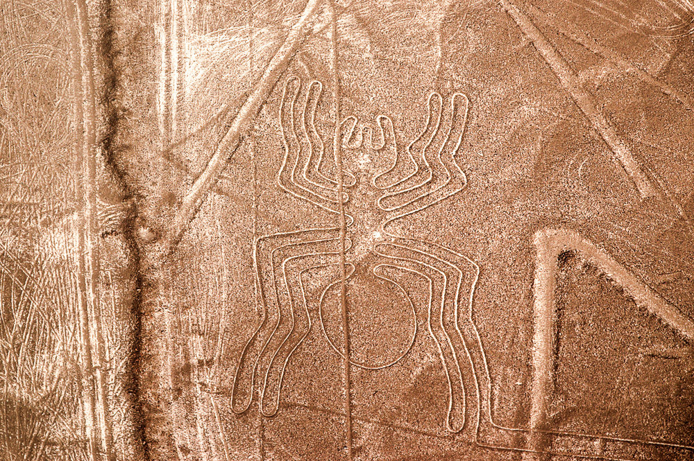 NAZCA & ICA - At the southern foothills of the Andes lies the Sechura Desert, home to the pre-Columbine geoglyphs of Nazca and the Huacachina Oasis.