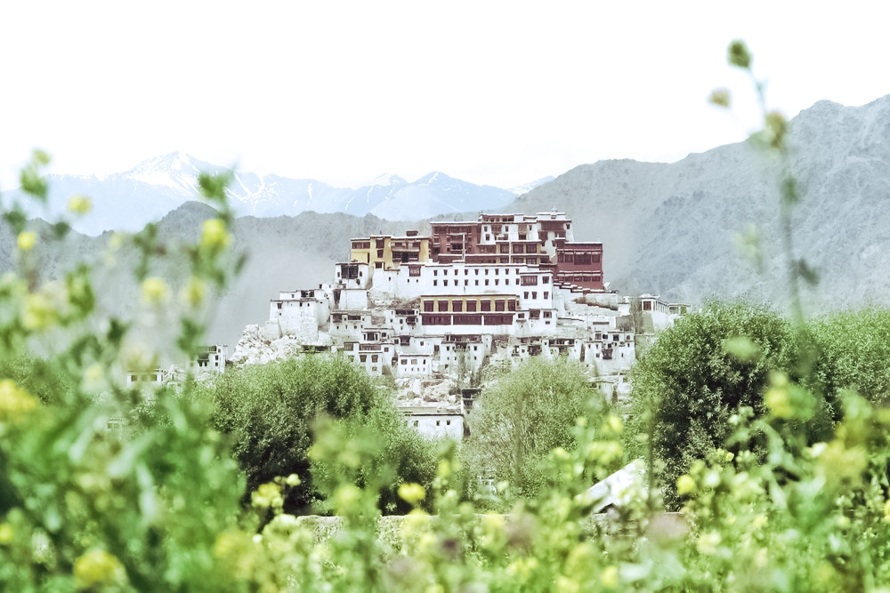 Leh - The capital of the ancient Himalayan Kingdom of Ladakh, Leh is a charming town dotted with stupas, ancient palaces and bohemian make-shift cafes filled with locals and adventure lovers alike.