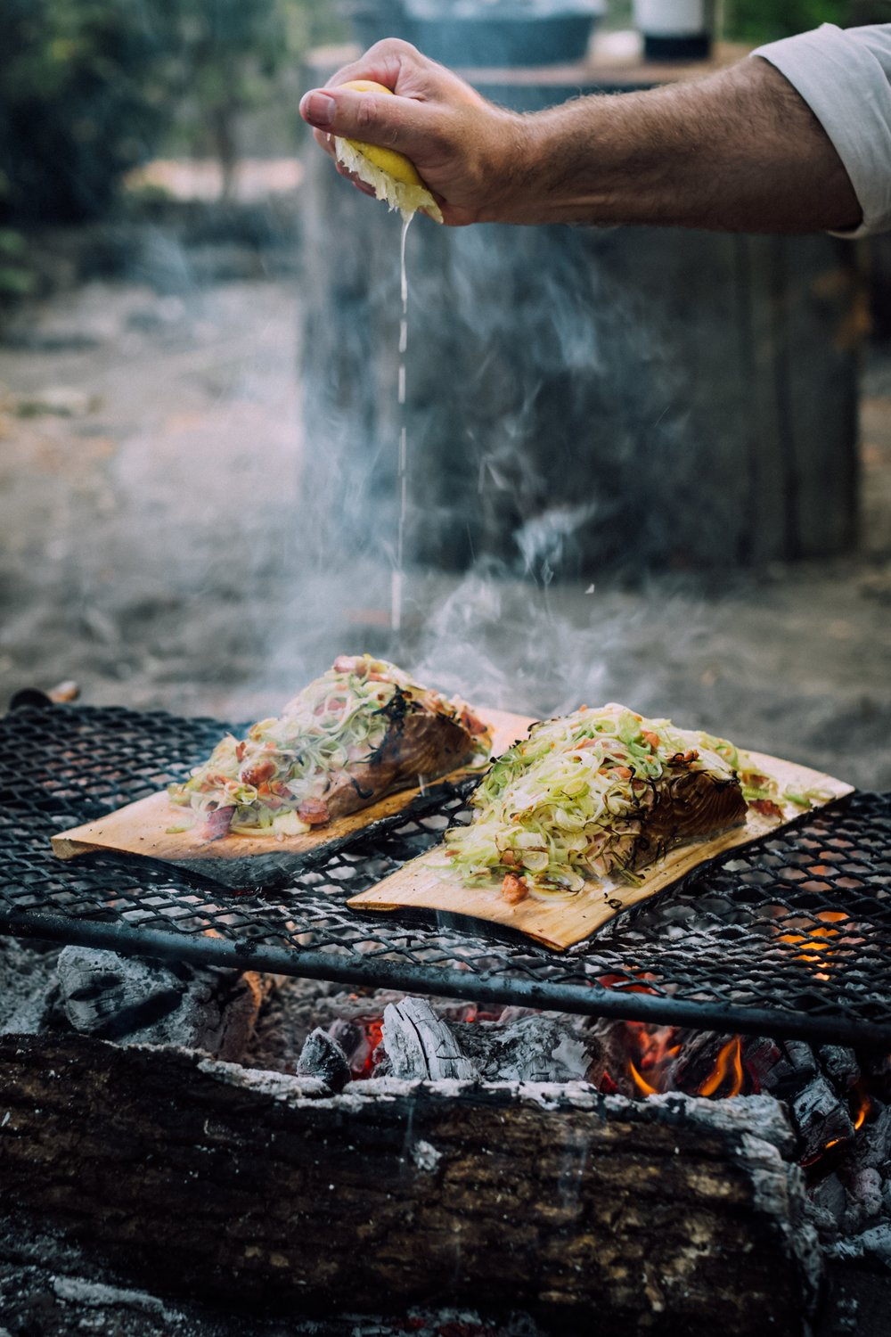 ARGENTINA - In a country that produces some of the world's best wine and steak, journey through its northern and southern-most regions with celebrated chefs and join locals in their love for food, a central element of Argentine culture.