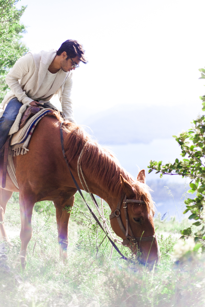 argentina - Cross the Andes on horseback with authentic gauchos (cowboys) and witness the dramatic shifts in landscape of challenging Patagonia.