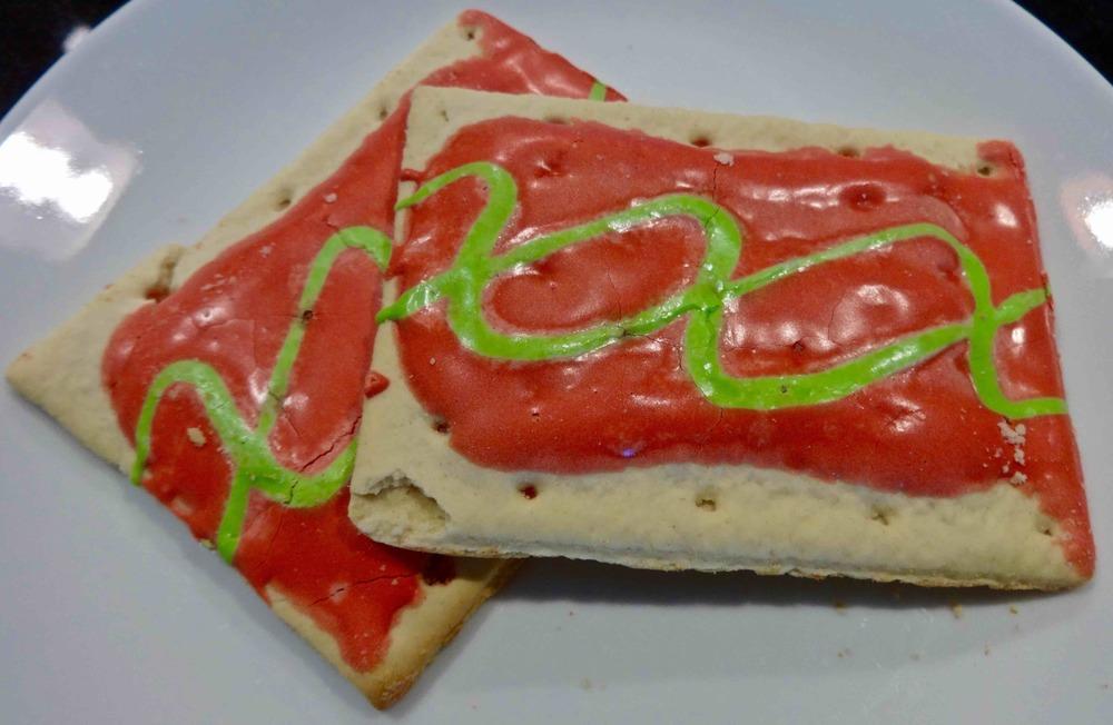 watermelon pop-tarts