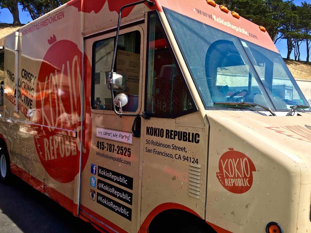 Kokio Republic food truck