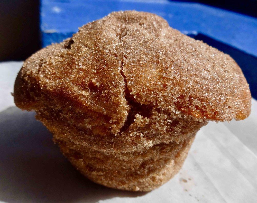 donut muffin