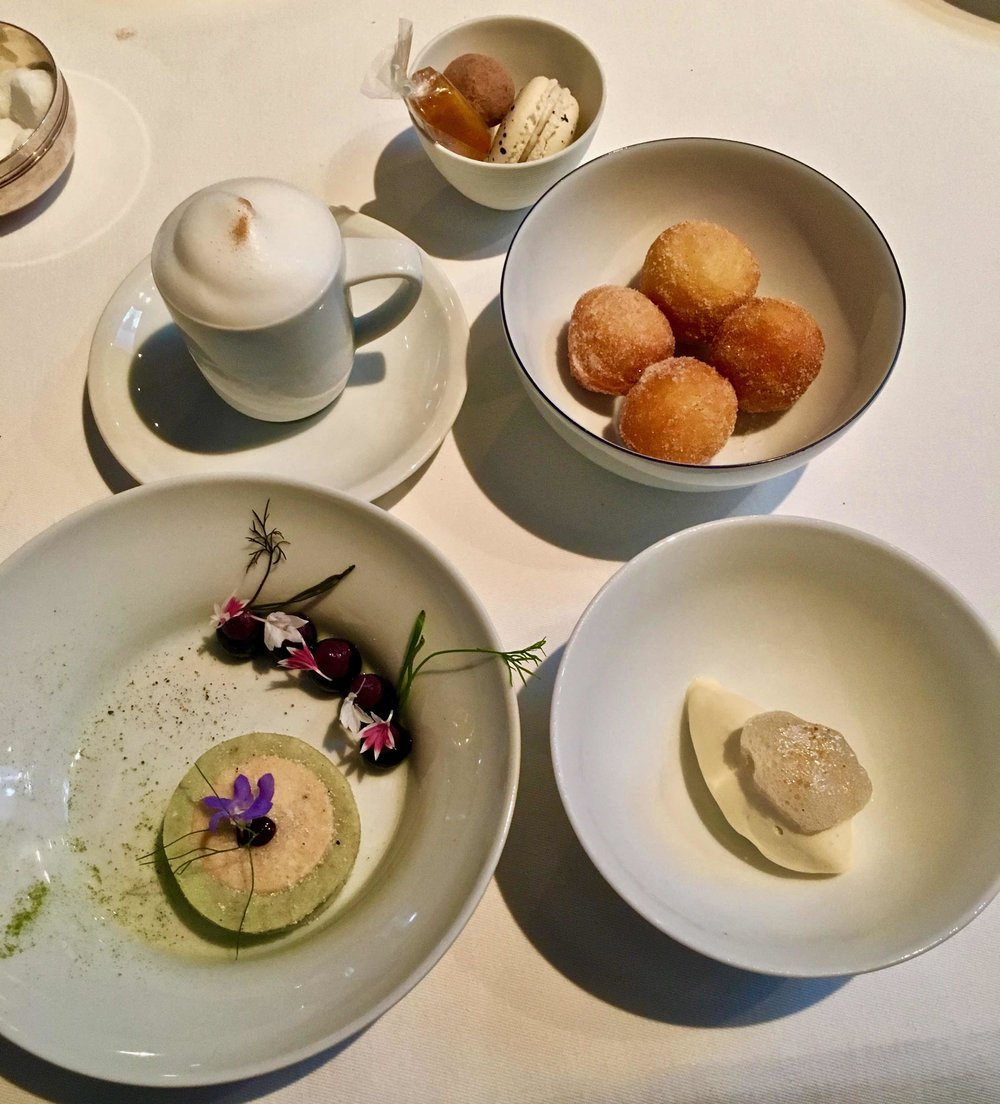 The French Laundry desserts