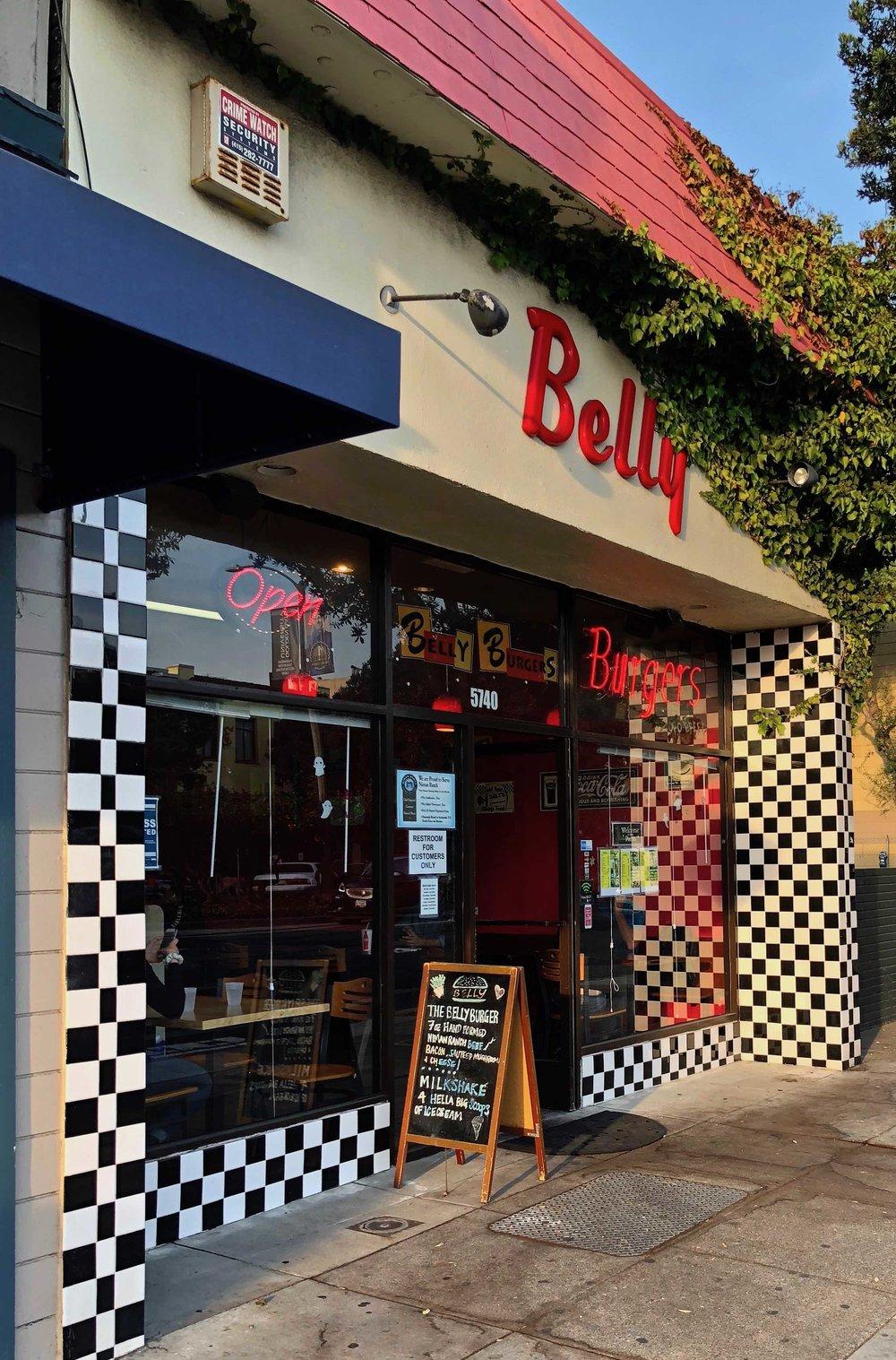 Belly Burger