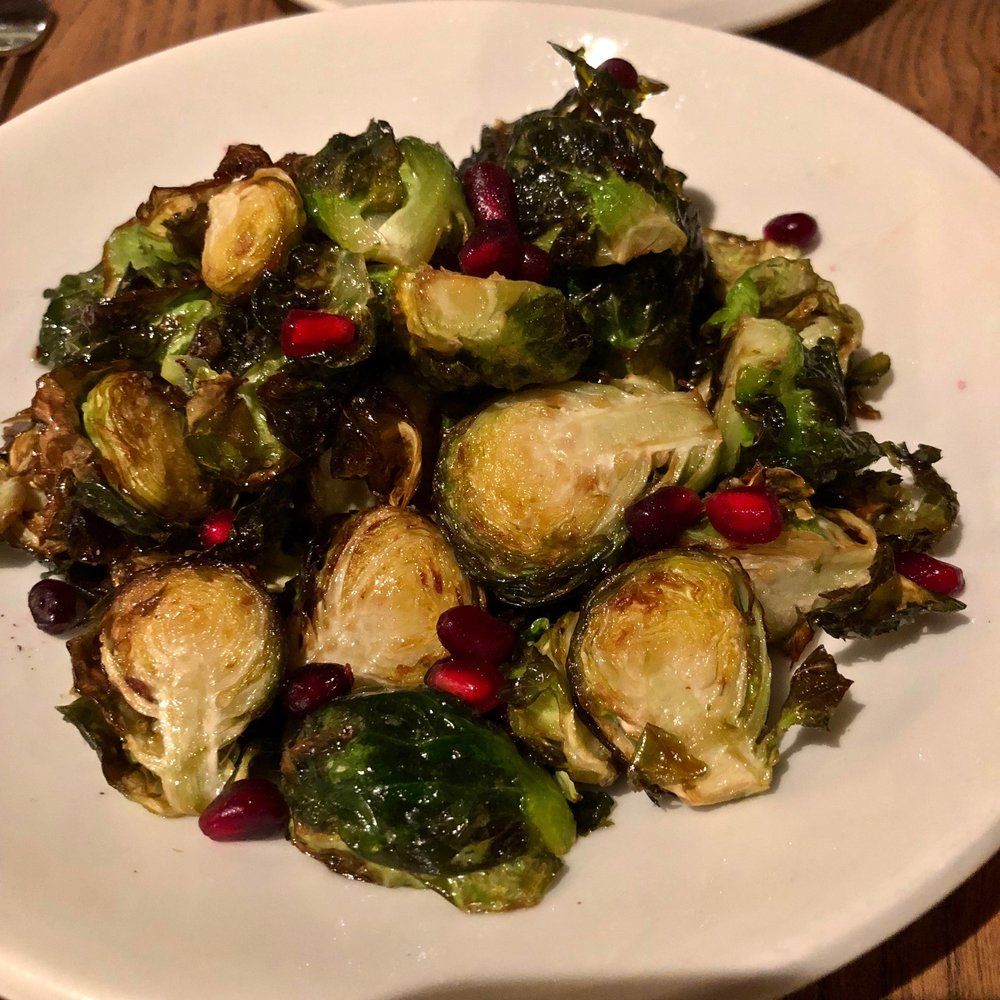 fried brussels sprouts $14