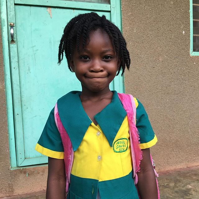 All of the smiles 💙 🇬🇭 #fairtrade #fairtradebag #ghana