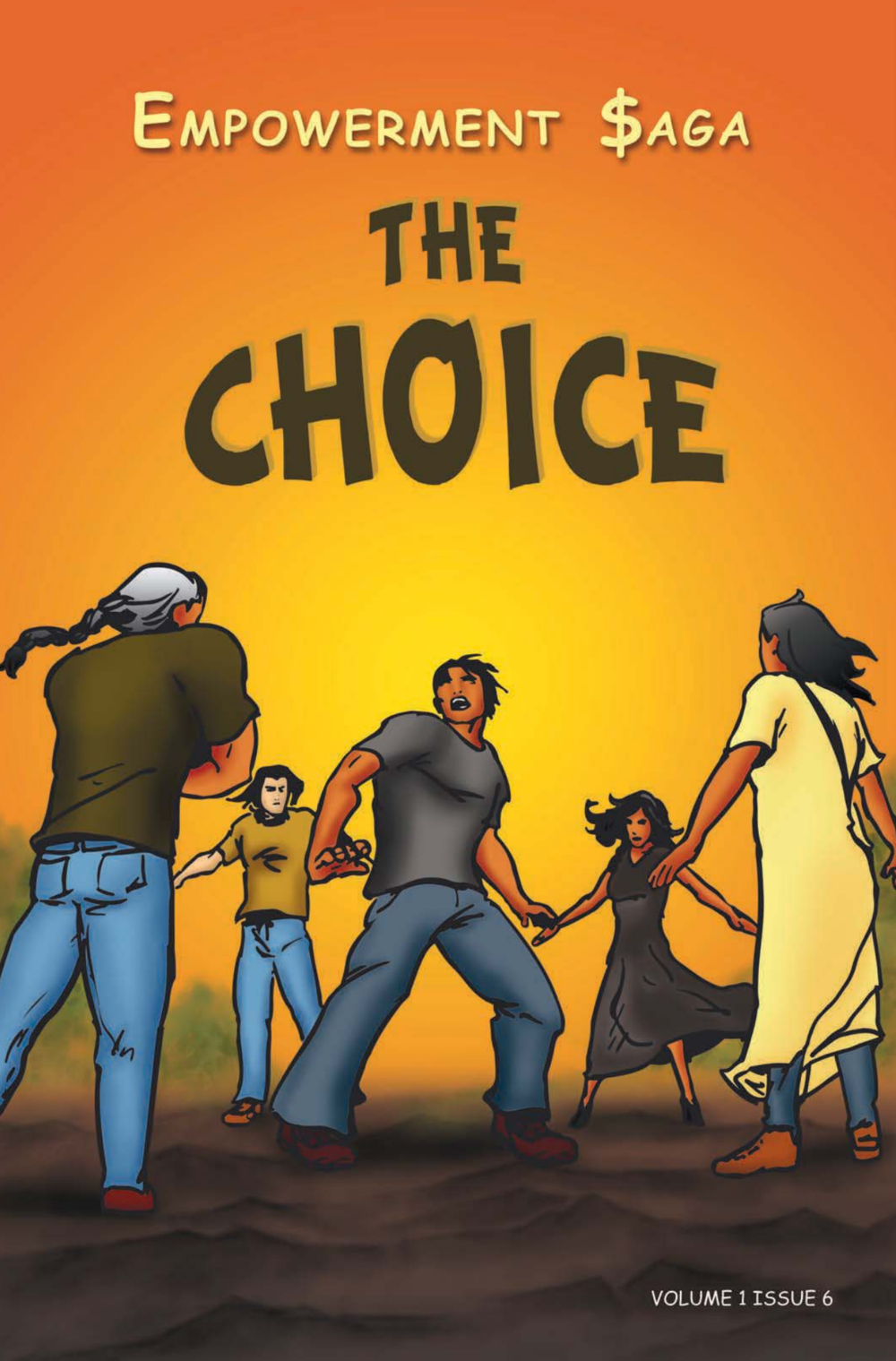 Book 6: The Choice