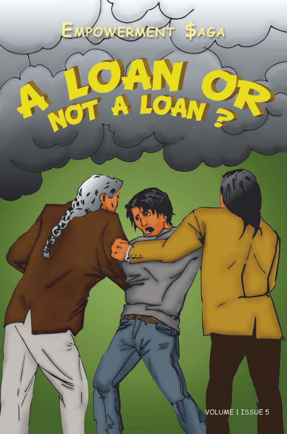 Book 5: A Loan or Not a Loan?