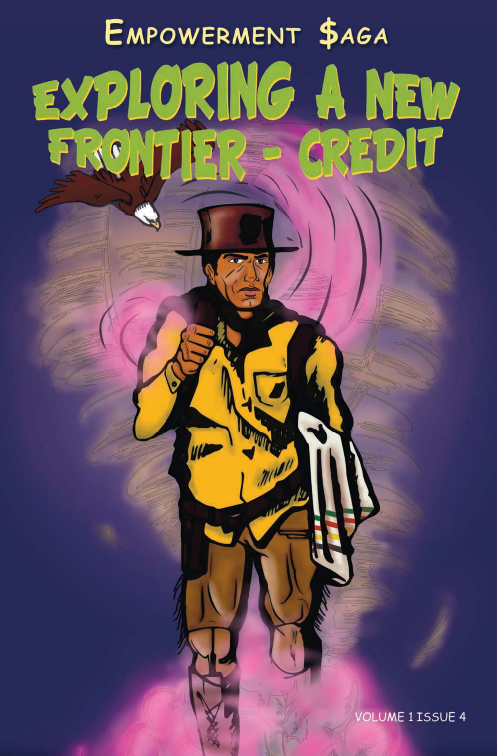 Book 4: Exploring a New Frontier - Credit