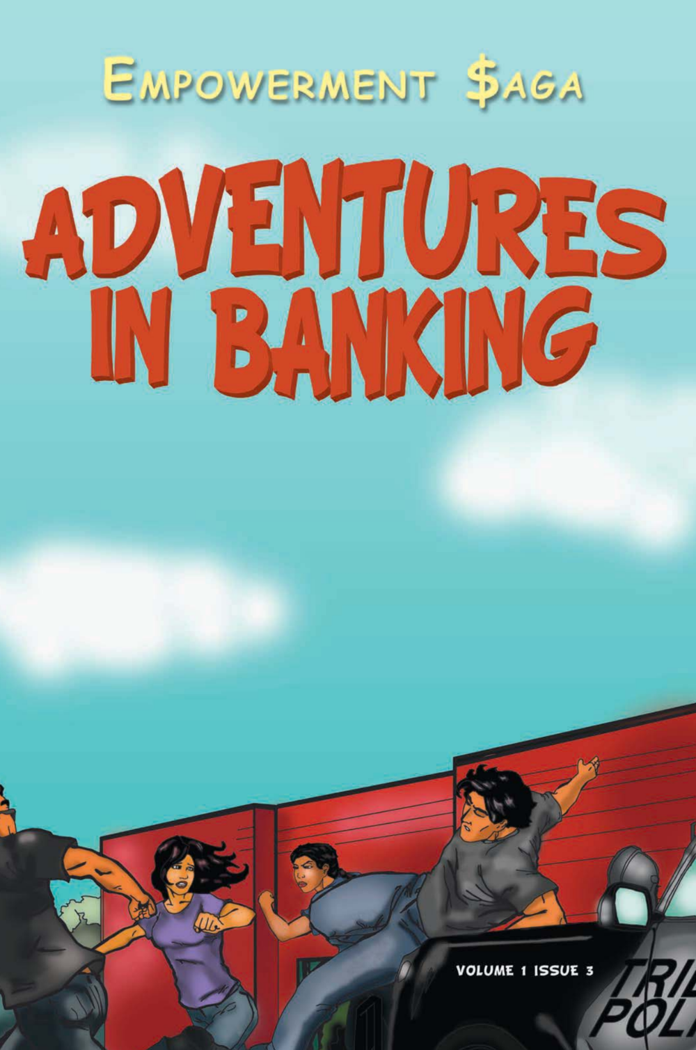 Book 3: Adventures in Banking