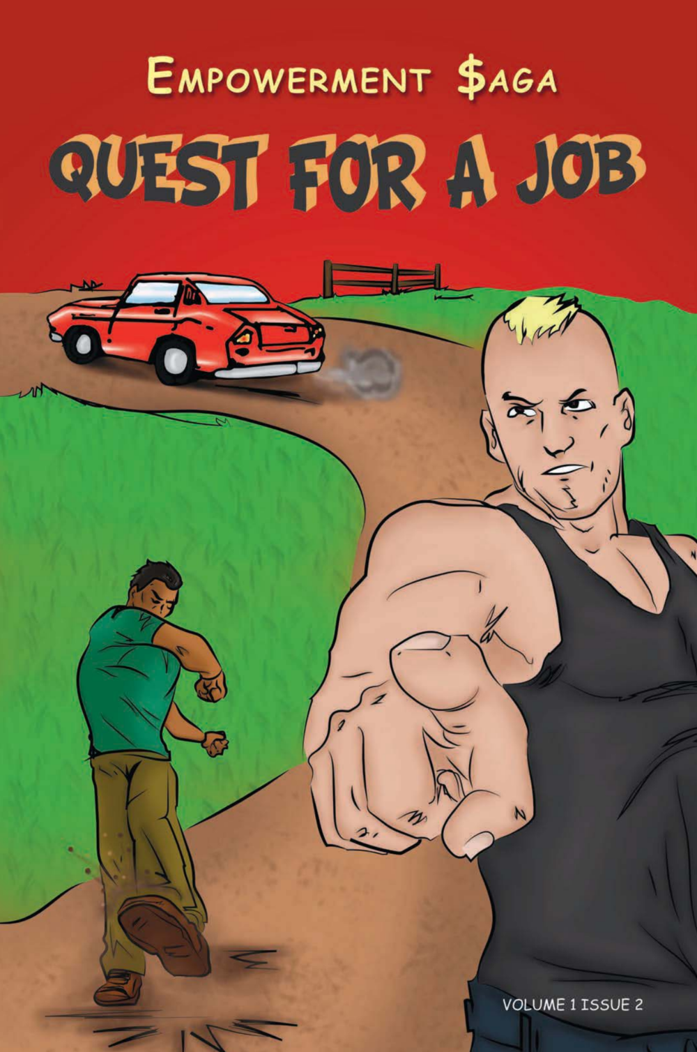 Book 2: Quest for a Job