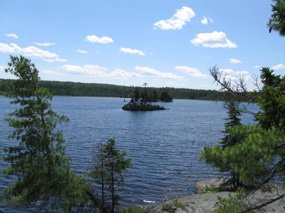 Hudson Pond