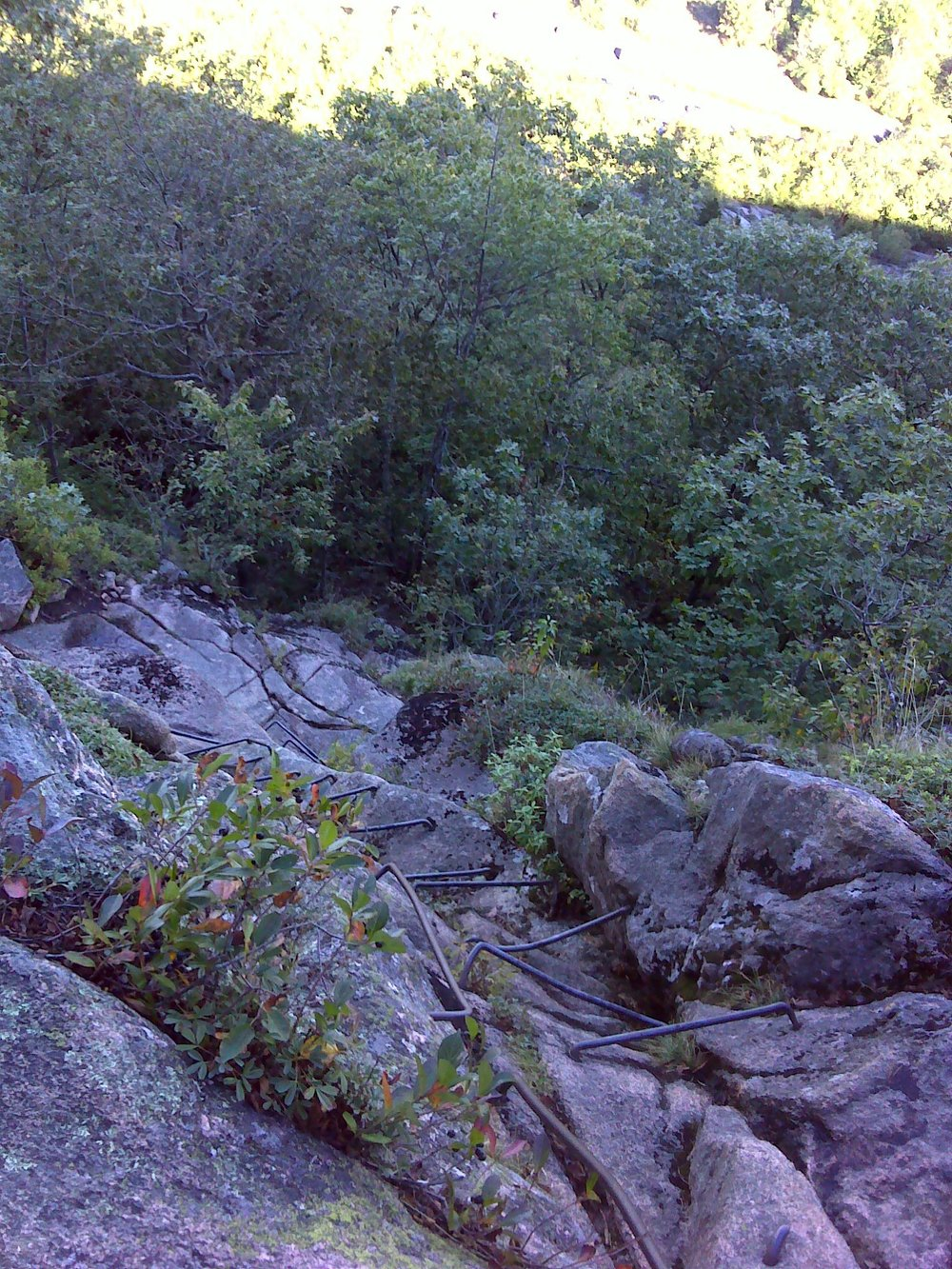 The Precipice Trail