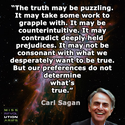 ** Plenty more great quotations about truth    here   .