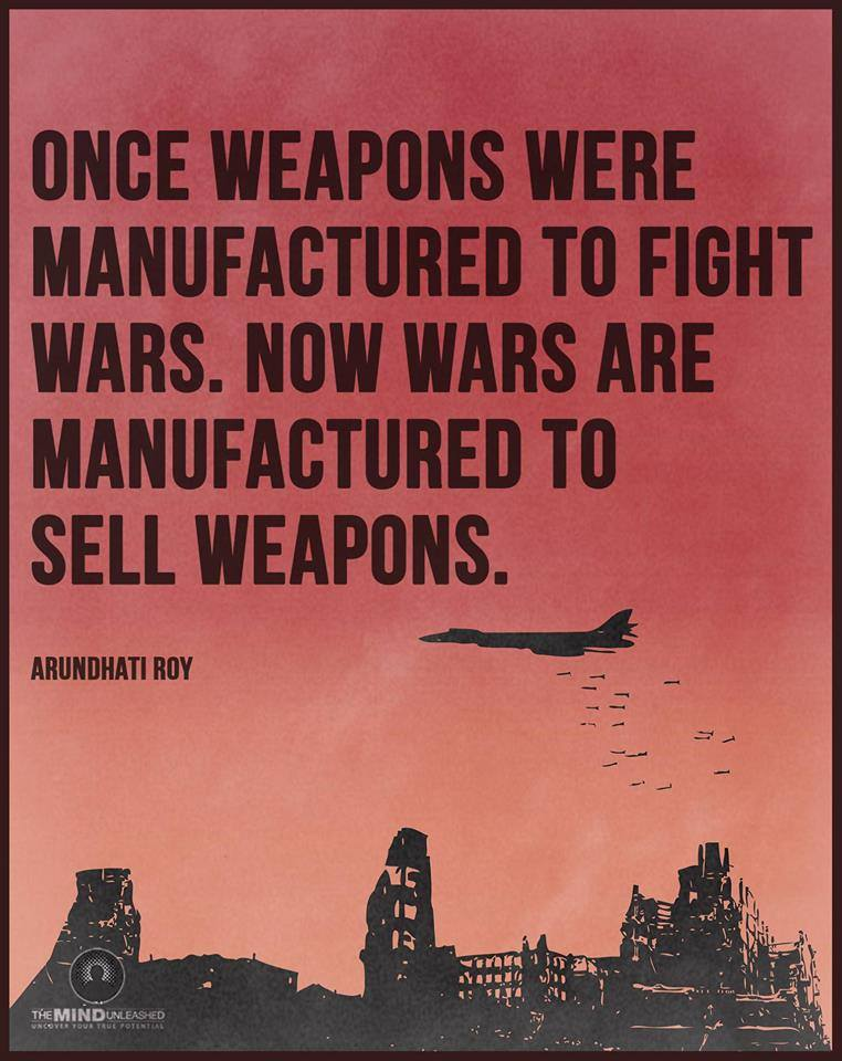 Wars made for Weapons.jpg