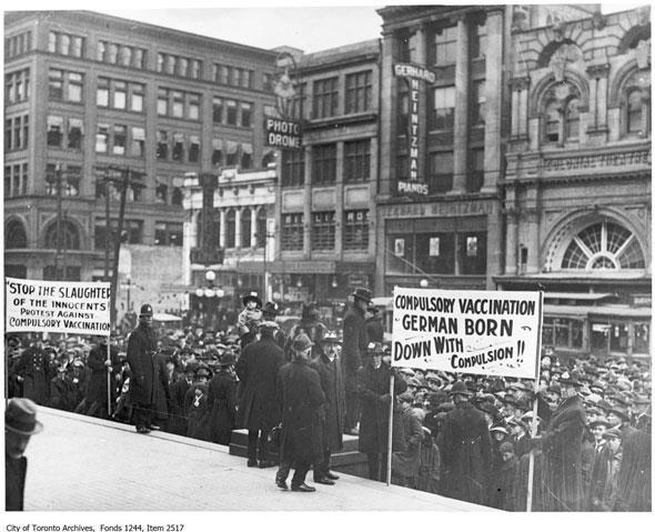 1919 Toronto Rally on Compulsory Vaccines.jpg