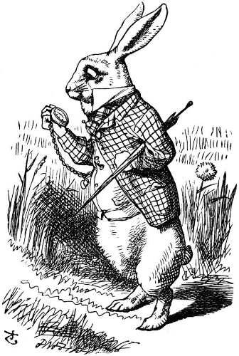 John Tenniel Illustration for the first edition