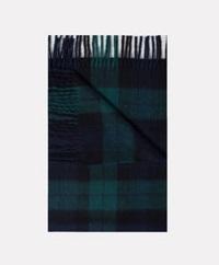 Wool scarf - Tartan