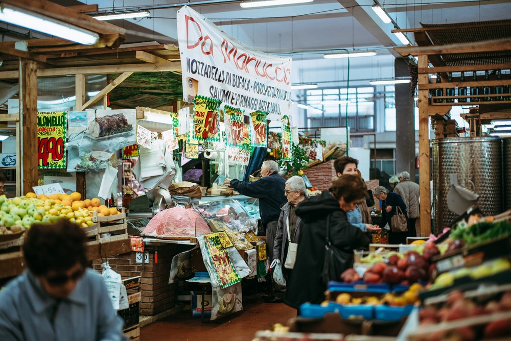 Market Place - Ostia