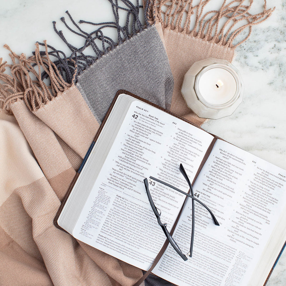 Reading the Bible for Beginners - Developing the Habit — ali
