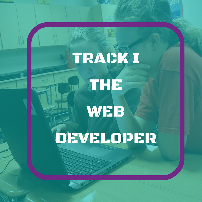 TRACK I: The Web Developer Session
