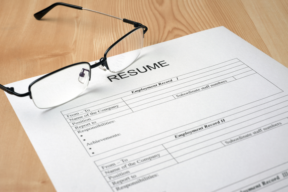 resume tips to help you land a dream job