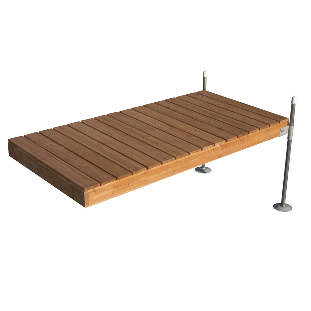 8' Straight Dock