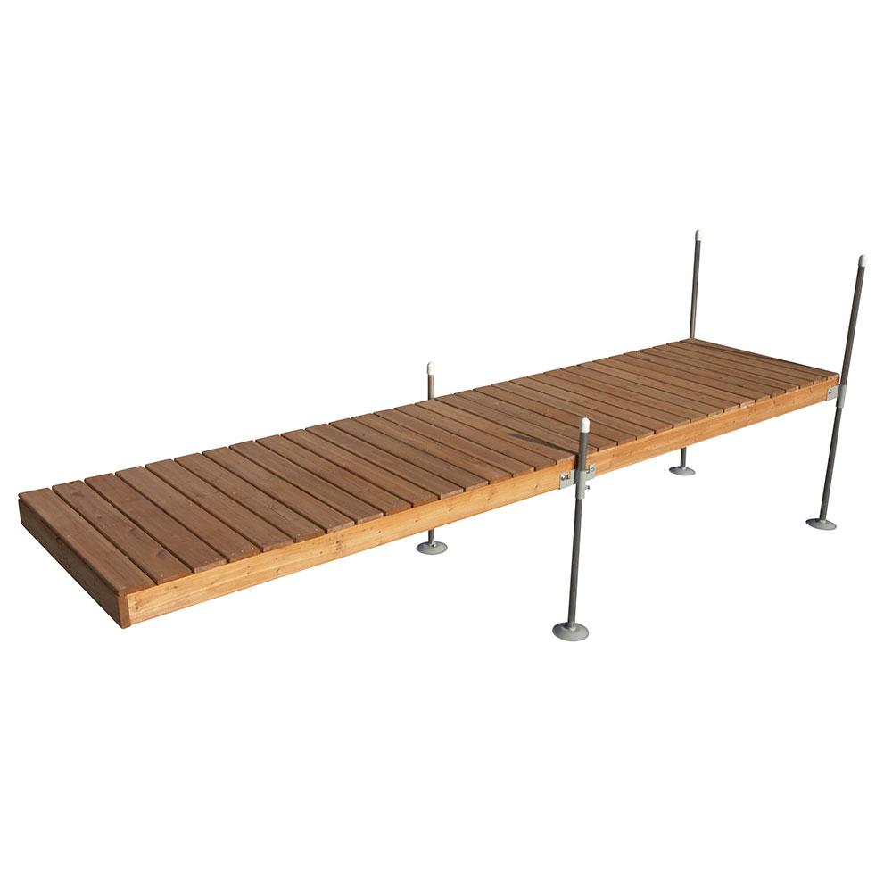 16' Straight Dock