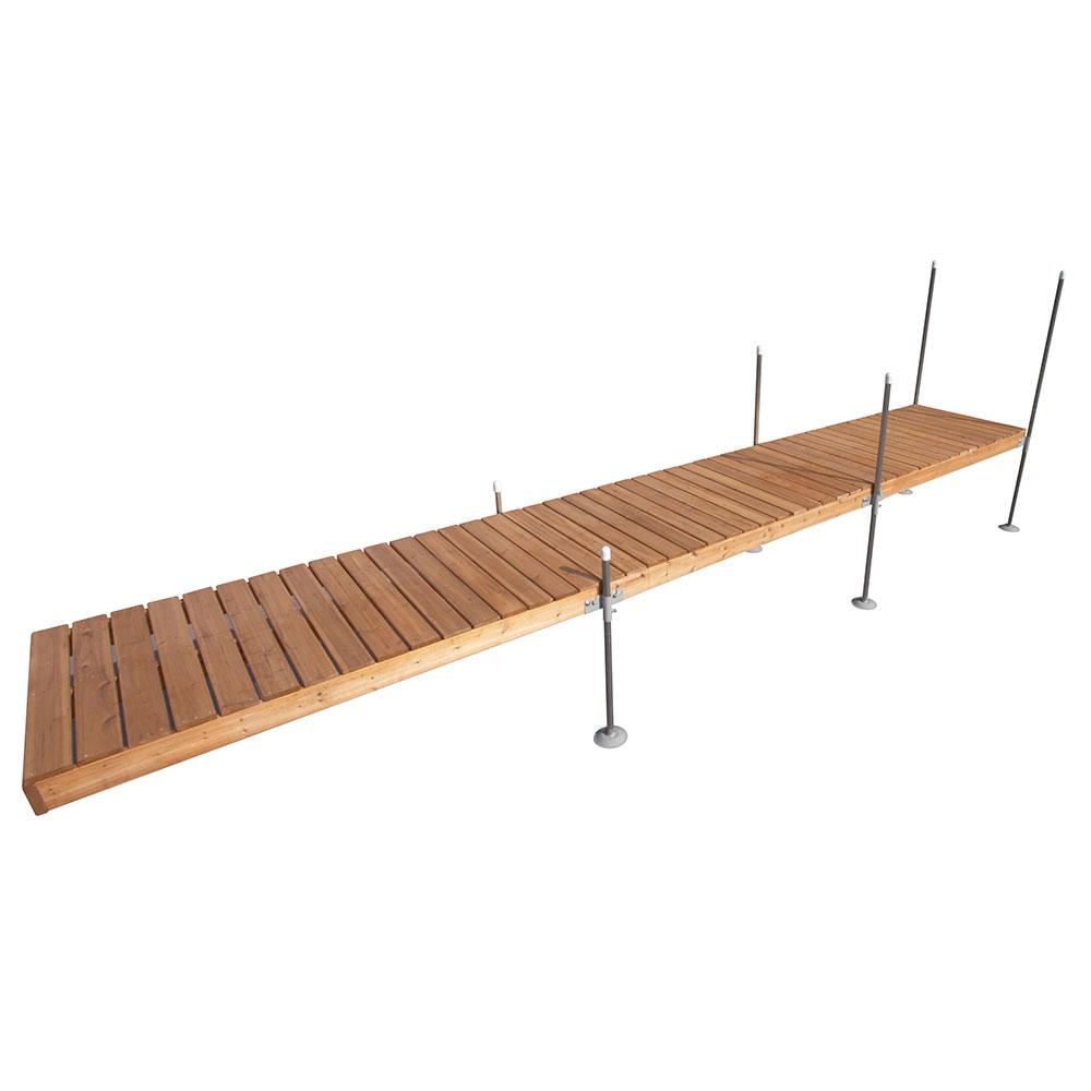 24' Straight Dock